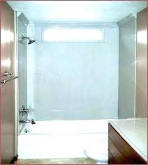 Bathtub enclosure ideas White Subway Bathtub Enclosure Kits Bathtub Wall Surround Tub Surround Installation How To Install Bathtub Wall Panels With Bathtub Enclosure Conspiratiisimistereinfo Bathtub Enclosure Kits Awesome Wall Tiles For Showers Best Bathtub