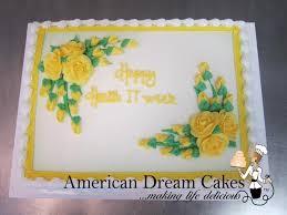 Basic Decorated Cakes