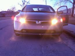 2008 Honda Civic Daytime Running Lights Where How To Connect Led Drls Daytime Running Liights