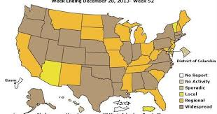 weekly us map influenza summary update flu season, public Fluview Map weekly us map influenza summary update flu season, public health and flu prevention fluview map 2017