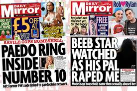 mirror news. see all the daily mirror front pages from october right here news e
