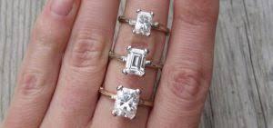 Radiant Cut Diamond Size Chart Www Bedowntowndaytona Com