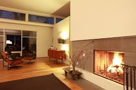 raised modern fireplace drywall surround family room modern with midcentury modern contemporary area rugs