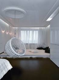 awesome indoor hanging chair for bedroom and cool chairs trends images