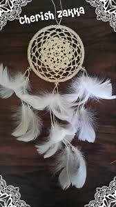 What Is A Dream Catchers Purpose White Handmade Dream Catcher Dream End 1001100100 1001100 PM 88