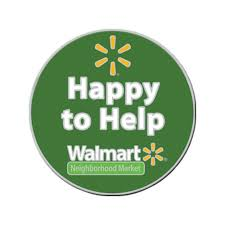 walmart neighborhood market logo. Wonderful Walmart Lapel Pin Happy To Help Inside Walmart Neighborhood Market Logo