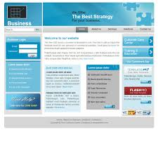 Free Css Website Templates Template 24 Business 22