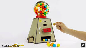 How To Make Your Own Vending Machine Custom Easy Ways On How To Create A DoitYourself Gumball Vending Machine