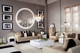Pictures Of Modern Mirrors For Living Room Enchanting Features ...