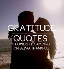Quotes About Being Thankful Simple Gratitude Quotes 48 Powerful Sayings On Being Thankful