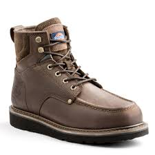 ies outpost men size 13 brown leather work boot