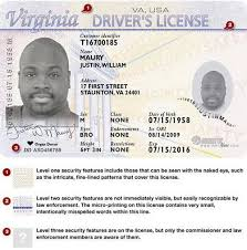 Begin Issuing Cards News Offices Princewilliamtimes Dmv Real Local Id com Virginia's