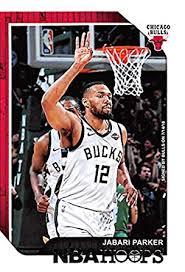 Art Card Hoops amp; Fine com Chicago Parker Panini Amazon 2018-19 44 Jabari Collectibles Bulls Basketball Deuce McCallister-Again With The Saints