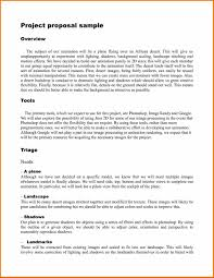Proposal Template Template For Proposal Sample Of Marketing