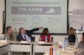 Military Spouses Talk Employment Woes With Key Senator Military Com
