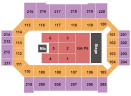 Broadmoor Arena Seating Chart Luke Combs At Broadmoor World Arena On 4 19 2020 7 00pm