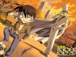 Detective Conan VS Kaito Kid | Detective conan wallpapers, Detective conan,  Conan