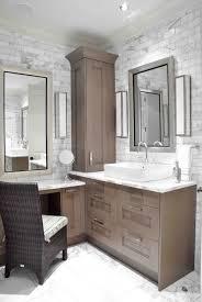 bathroom counter and sink combo remarkable design galleria custom vanity built into corner of interior 26