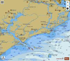 Stono And North Edisto Rivers Marine Chart Us11522_p220