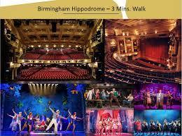birmingham hippodrome seating plan images
