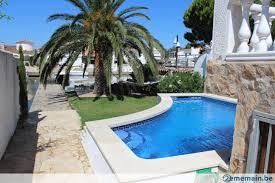 empuriabrava maison avec piscine privé et amarre