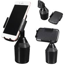 <b>Car Universal Adjustable Cup</b> Holder <b>Car</b> Mount For Cell Phones ...