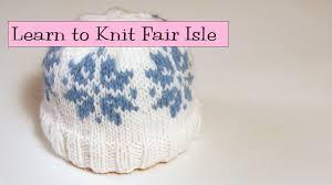 Fair Isle Knitting Patterns Unique Decorating Design