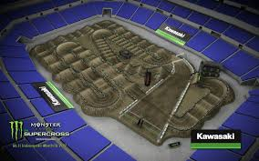 Lucas Oil Stadium Seating Chart Supercross The Monster Energy Ama Supercross At Lucas Oil Stadium In
