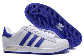 adidas shoes blue and white. adidas superstar 2 5 shoes white blue no.55153 and m