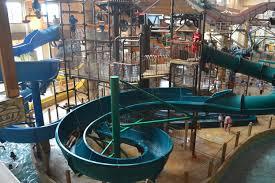 indoor party waterpark in wisconsin dells chula vista