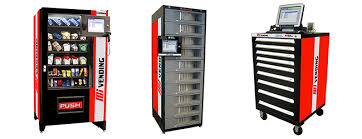 Motion Industries Vending Machines New OnSite Solutions