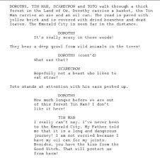 Movie Script Example Format A Play Ohye Mcpgroup Co