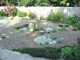 Decorative Rock Designs gravel rock garden hydrazclub 88