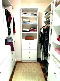 storage solutions for deep narrow closets small walk in linen closet ideas wardrobe bathrooms