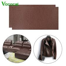 product details of free vococal 10pcs self adhesive pu leather patch pads repair kit first aid for sofa car seat furniture jackets handbag 10 x