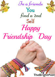 best friend friendship day status images