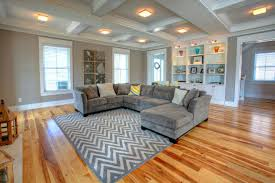louisville box beams living room contemporary with artwork collage tufted area rugs4 x 6 rugs beige wall