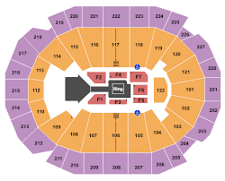 Bjcc Wwe Seating Chart Wwe Wrestling Tickets Ticketsmarter