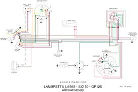 lambretta wiring diagram wiring diagram lambretta series 2 12v wiring diagram at Lambretta 12v Wiring Diagram