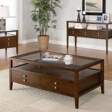 Oak Living Room Furniture Sets Living Room Console Table With Drawers Isla Quot Rectangle