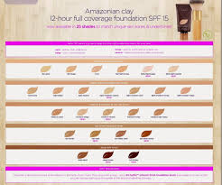 Tarte Amazonian Clay Foundation Light Neutral Tarte Amazonian Clay Foundation Deep Honey Google Search