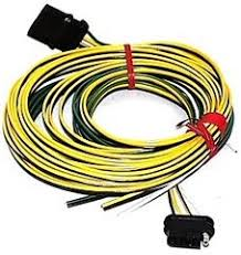 wiring diagram for peterson snow plow lights images peterson peterson 4 wire x 25 split trailer harness kit v5425y