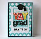 Graduation letter paper