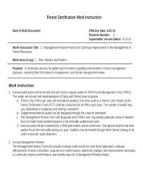 Writing Instructions Template Standard Work Instructions Template Com Ks1 Jmjrlawoffice Co