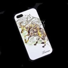 "Защитная крышка для iPhone 5/5s/SE ""<b>Знак зодиака</b> Телец"" со ..."