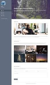 Free Menu Design Website Free Template 441 Volton
