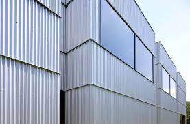 exterior corrugated metal wall panels single board corrugated metal
