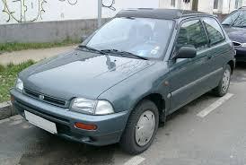 File:Daihatsu Charade rear 20071212.jpg - Wikimedia Commons
