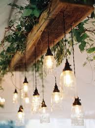 lighting hanging. natural glam wedding in lavender and green diy kitchen lightinghanging lighting hanging