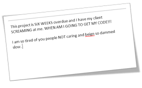 Top 10 Corporate Email Etiquette Rules Alex Eckelberry